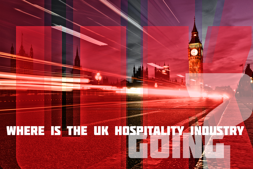 UK hotel industry trends 2018